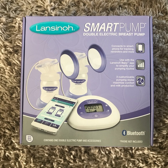 Lansinoh Other New Smartpump Double Electric Breast Pump Poshmark